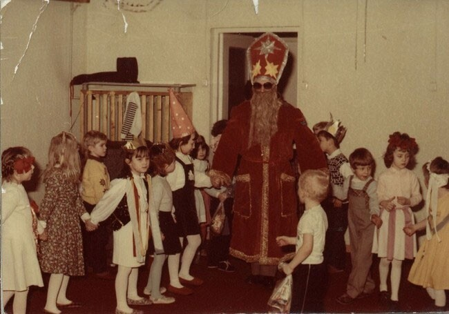 This Is How Soviet Santa Looked Like