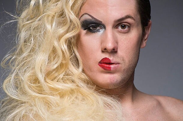 Intimate & Personal Portraits Of Drag Queens