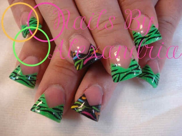 The Fugliest Nails Trend, Ever