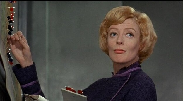 Maggie Smith Has The It Factor