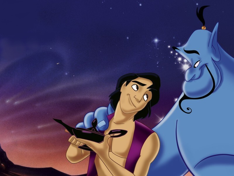 A Couple Things You Didn't Know about Aladdin