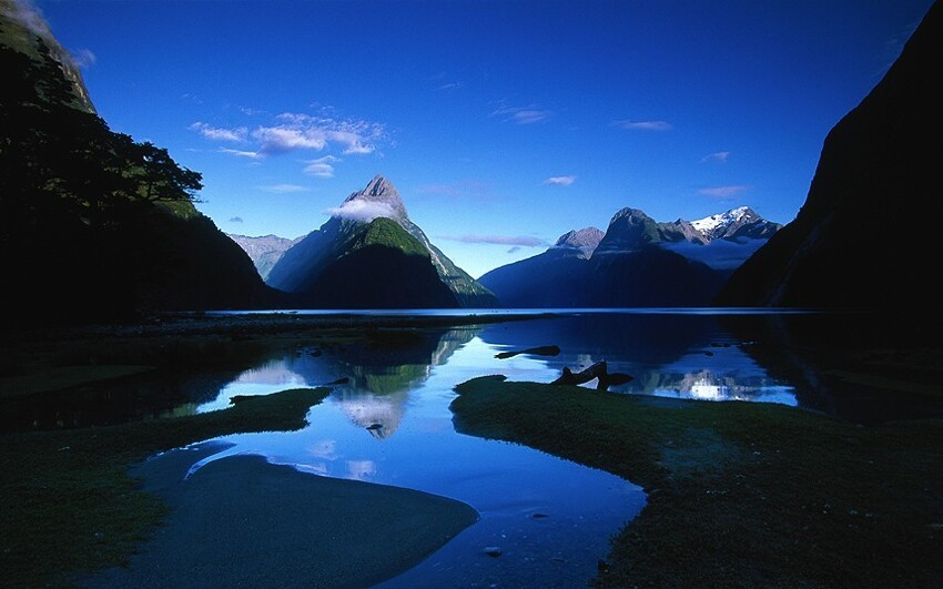 Fjordlands National Park (South Island), New Zealand