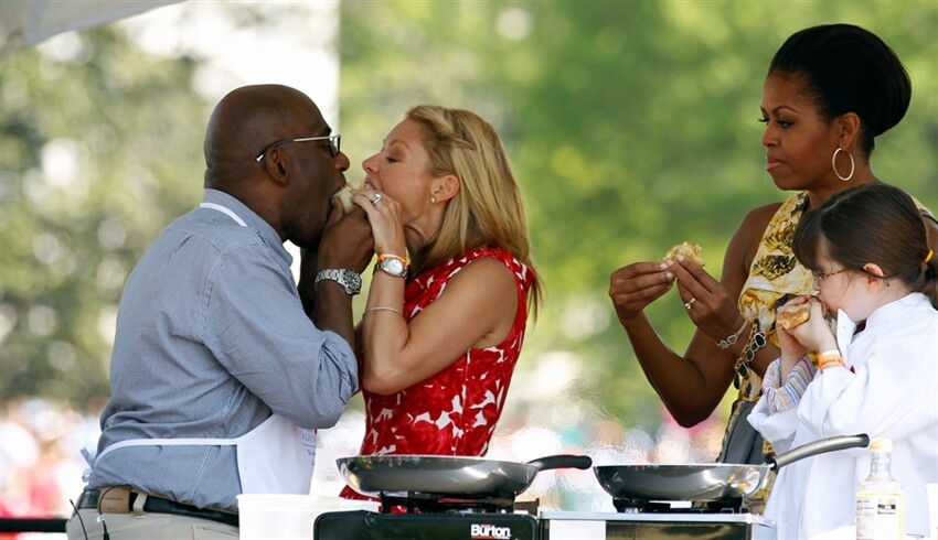 Al Roker Could Not Resist
