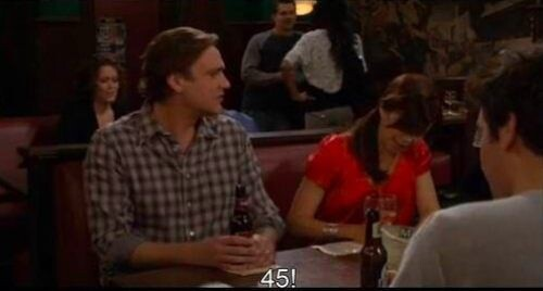 50 Reasons To Have Sex On How I Met Your Mother