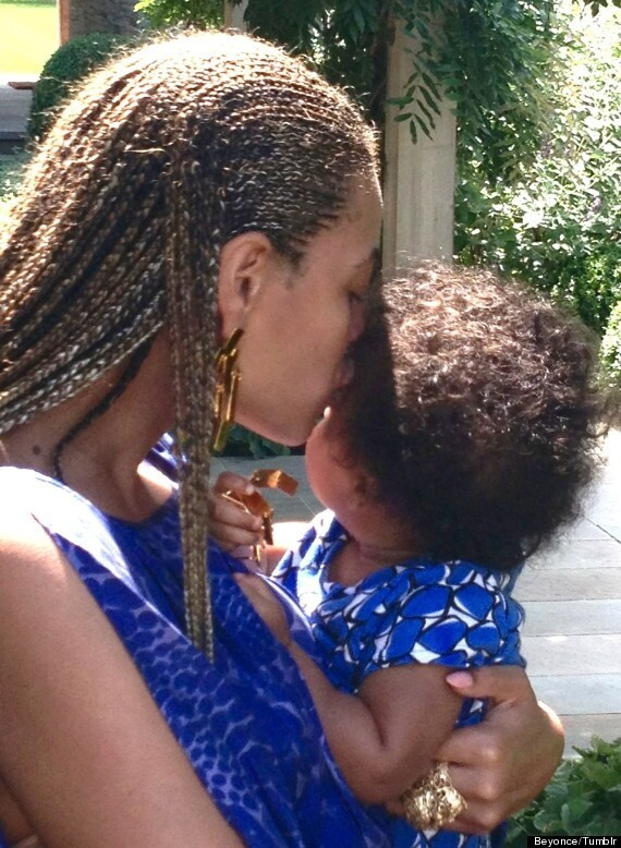 Blue Ivy Turns One