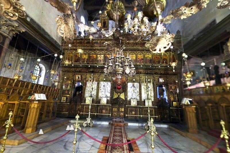 Church of Nativity, where Jesus Christ was born