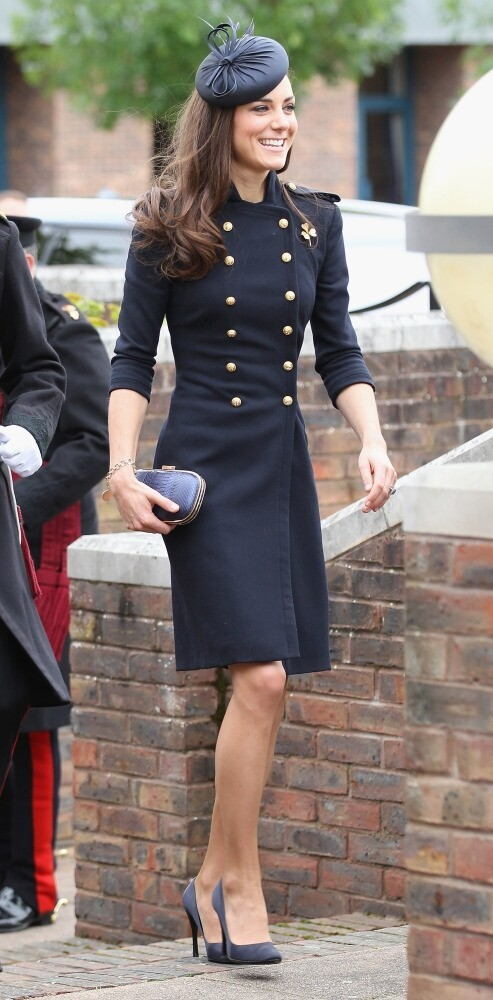 Kate Middleton From Drab to Fab