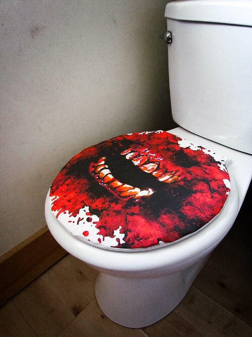 WTF do you have on your toilet???