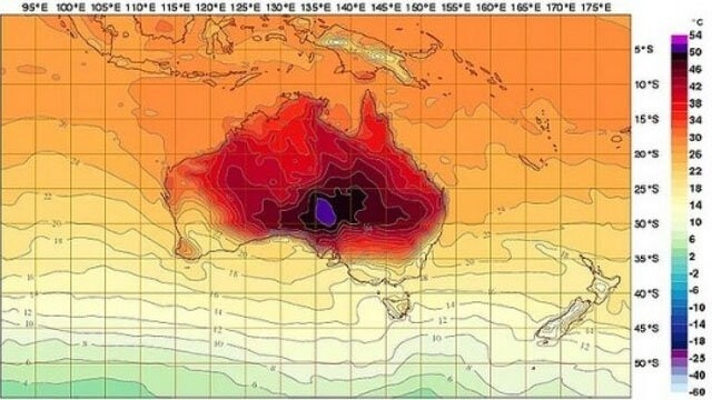 Australians Are On Fire