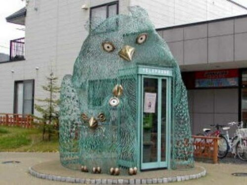 Best Phone Booths around the World.