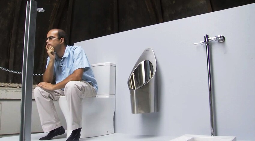 Future Solar Powered Toilet Project, Funded By The Gates Foundation!