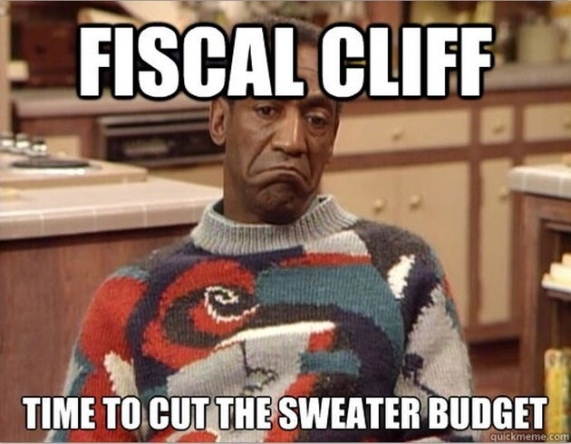 The Funniest Fiscal Cliff Memes