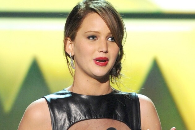 Golden Globes Needs More Awesome Jennifer Lawrence