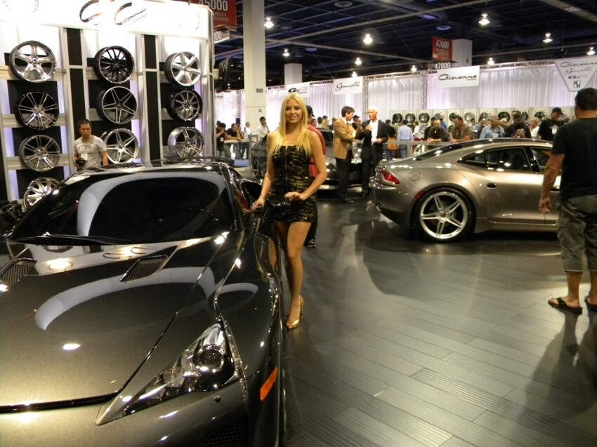 Best Car Convention Ever! The SEMA Convention!