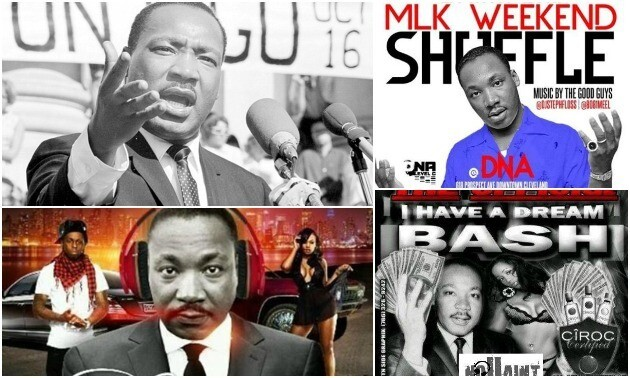 Dr. Martin Luther King Jr. Day, Ain't Ratchet!