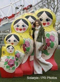 Worlds Largest Nesting Doll