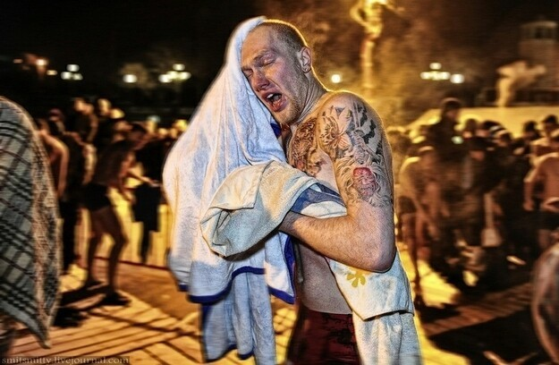 25 Best Photos From Russian Epiphany 2013