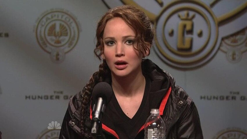 Jennifer Lawrence's SNL Performance Came Short of the LOL Factor
