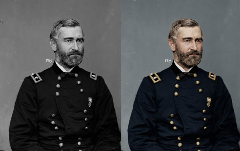 Adding Color to Historic Photos