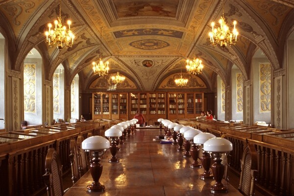 The Most Beautiful Libraries in the World