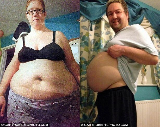 Couple Who Managed to Give Up Fast Food