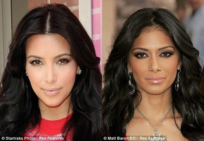 Celebs Who Look Very Much Alike