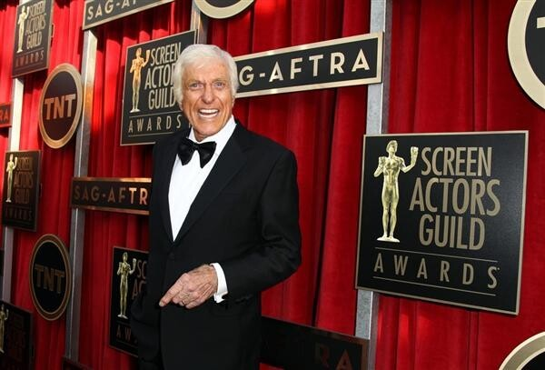 SAG Honors Dick Van Dyke for Life Time Achievements