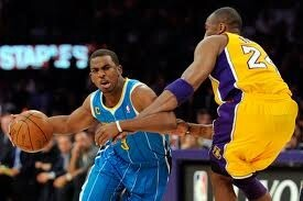Lakers vs. Hornets: Should be an EPIC game.