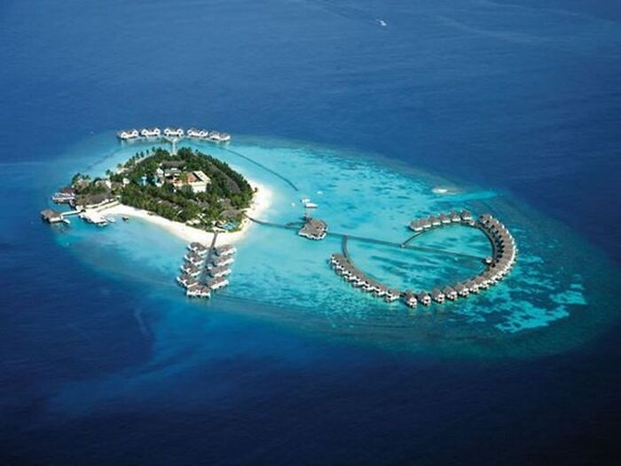 Amazing Maldive Islands