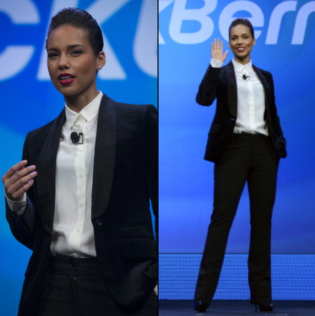 BlackBerry Hires Alicia Keyes As Their New Global Creative Director!