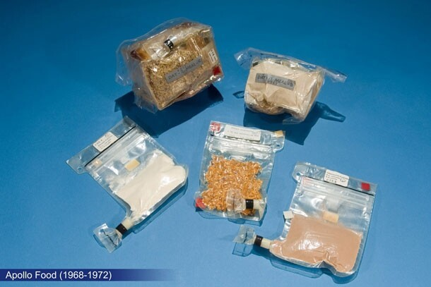 A Guide To What Astronauts Actually Eat In Space