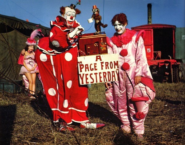The Weird & Wonderful World Of Circus Life