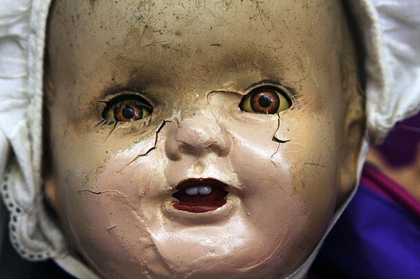 Disturbing Toys Guaranteed To Give You Nightmare