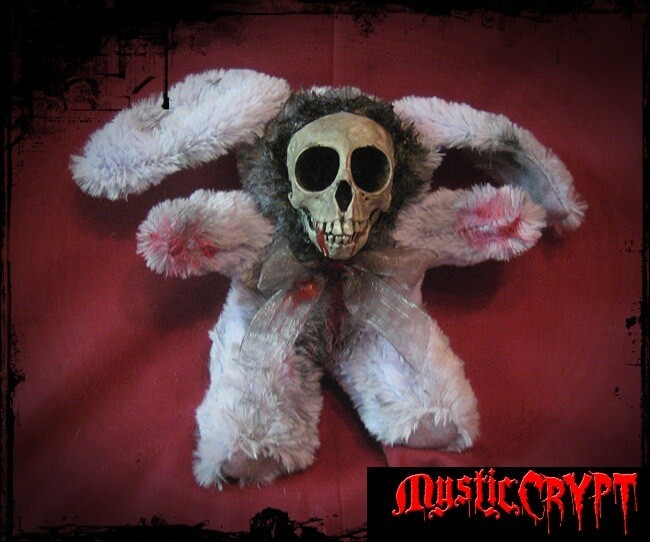 Creepy Plush Toys!