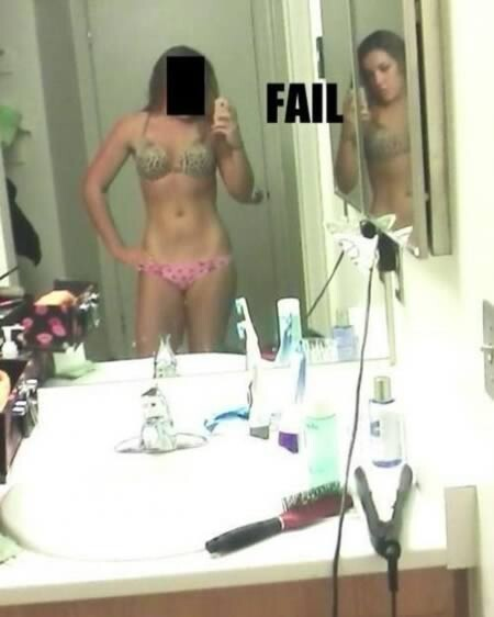 Hilarious Reflection Fails