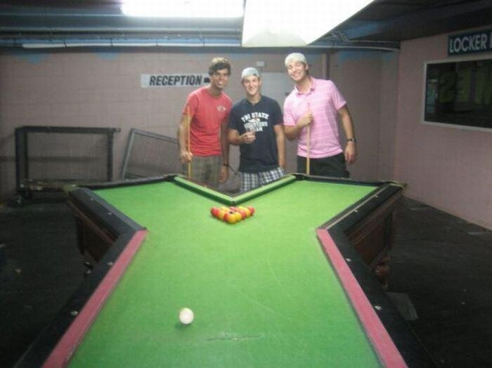 The Art of Pool Tables