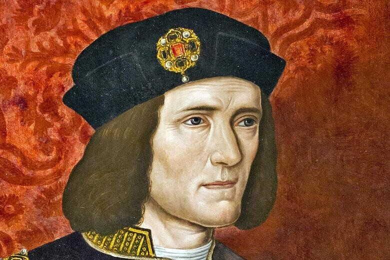King's Richard III Remains Found Under a Parking Lot