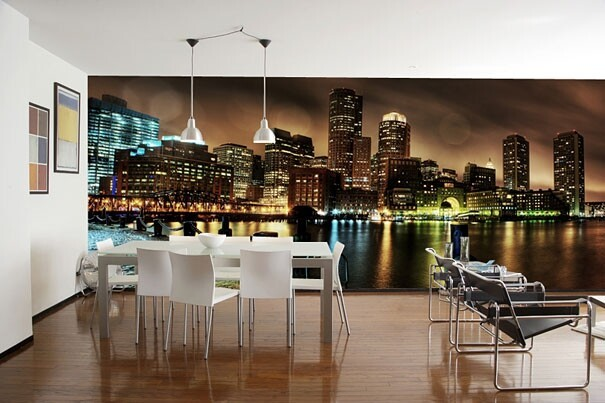 25 Wall Murals To Make Your Room Come Alive