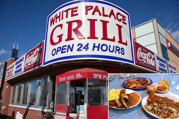 America's Best Late Night Diner