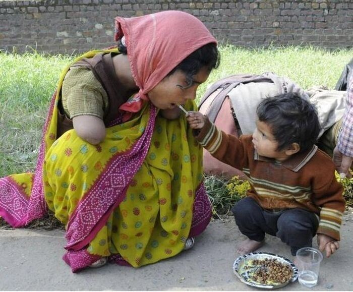 Very Touching Photographs
