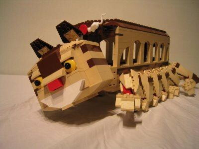 Lego Catbus, Another Awesome Lego Idea