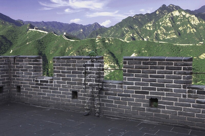 The Artwork of Liu Bolin the Invisible Man