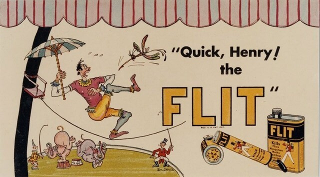 Rare Ads Created By Dr. Seuss Before He Was Famous
