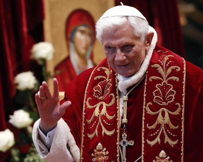 HOLY SMOKES! Pope Benedict XVI Calls it QUITS.