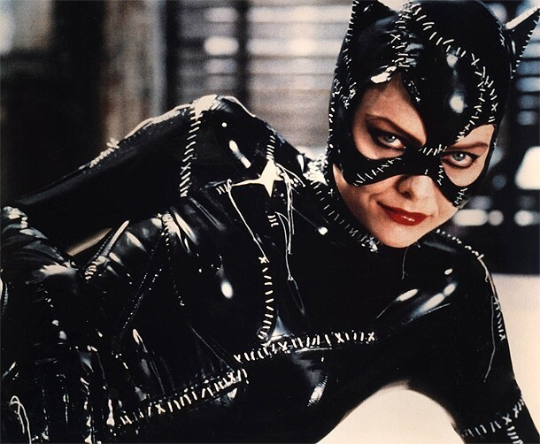 Past and Present Catwoman's