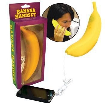 Banana Hand Set for Iphone