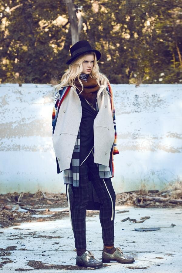 Winter in America: A Fashionable Experience