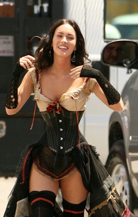Corset Sexiness!