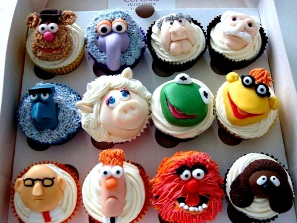 Funny & Yummy Cupcake Designs To Inspire You