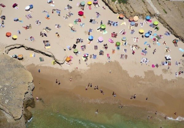 Sublime Overhead Photos Of The World's Most Beautiful Beaches